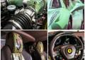 Un milione di euro per la Ferrari di Lapo Elkann