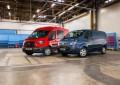 Ford EcoBlue debutta su Transit e Custom