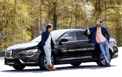 Renault Talisman pronta a sedurre Cannes