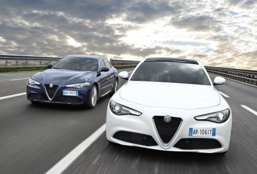 Alfa Romeo Giulia si presenta al mondo