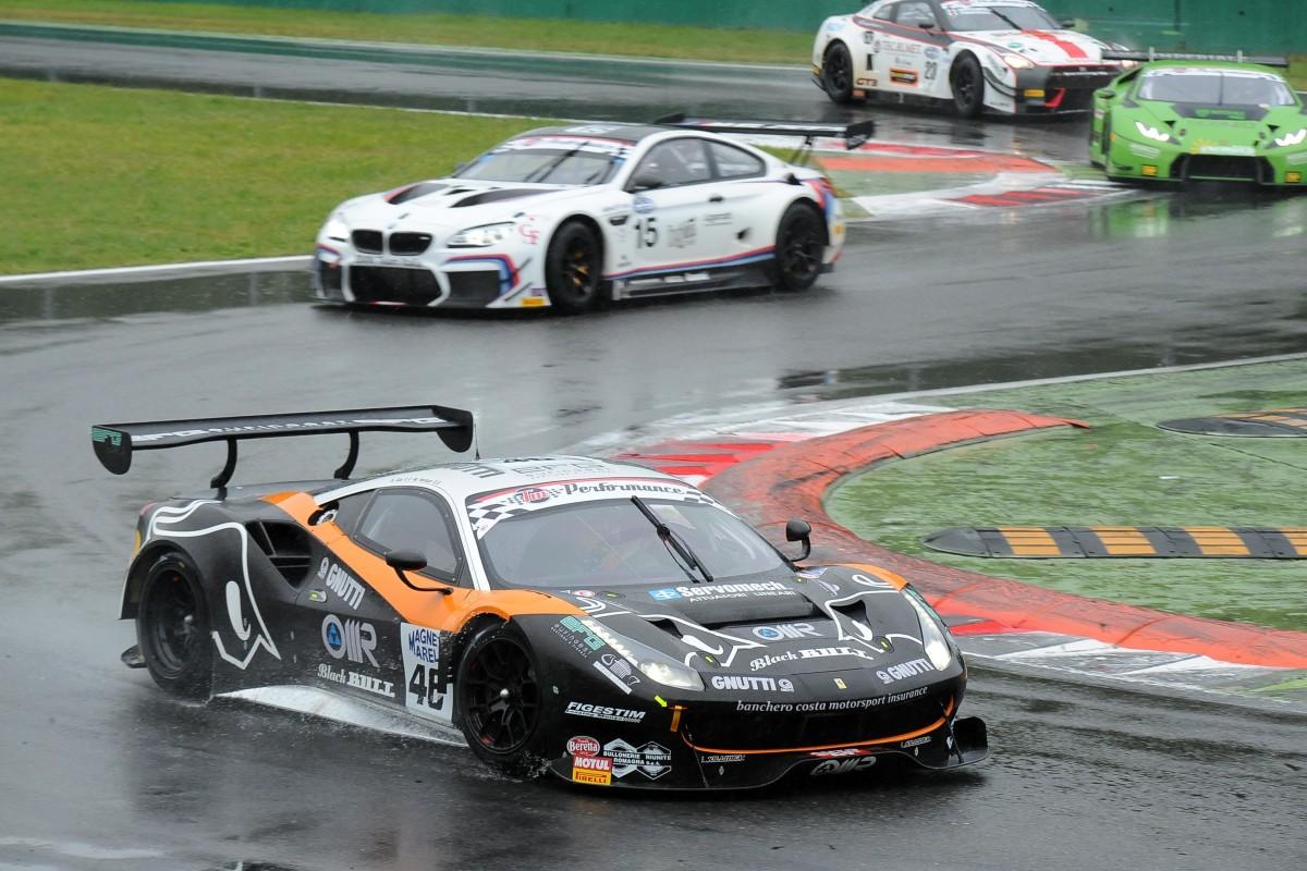 Italiano GT: successo per Venturi-Gai e la 488 GT3
