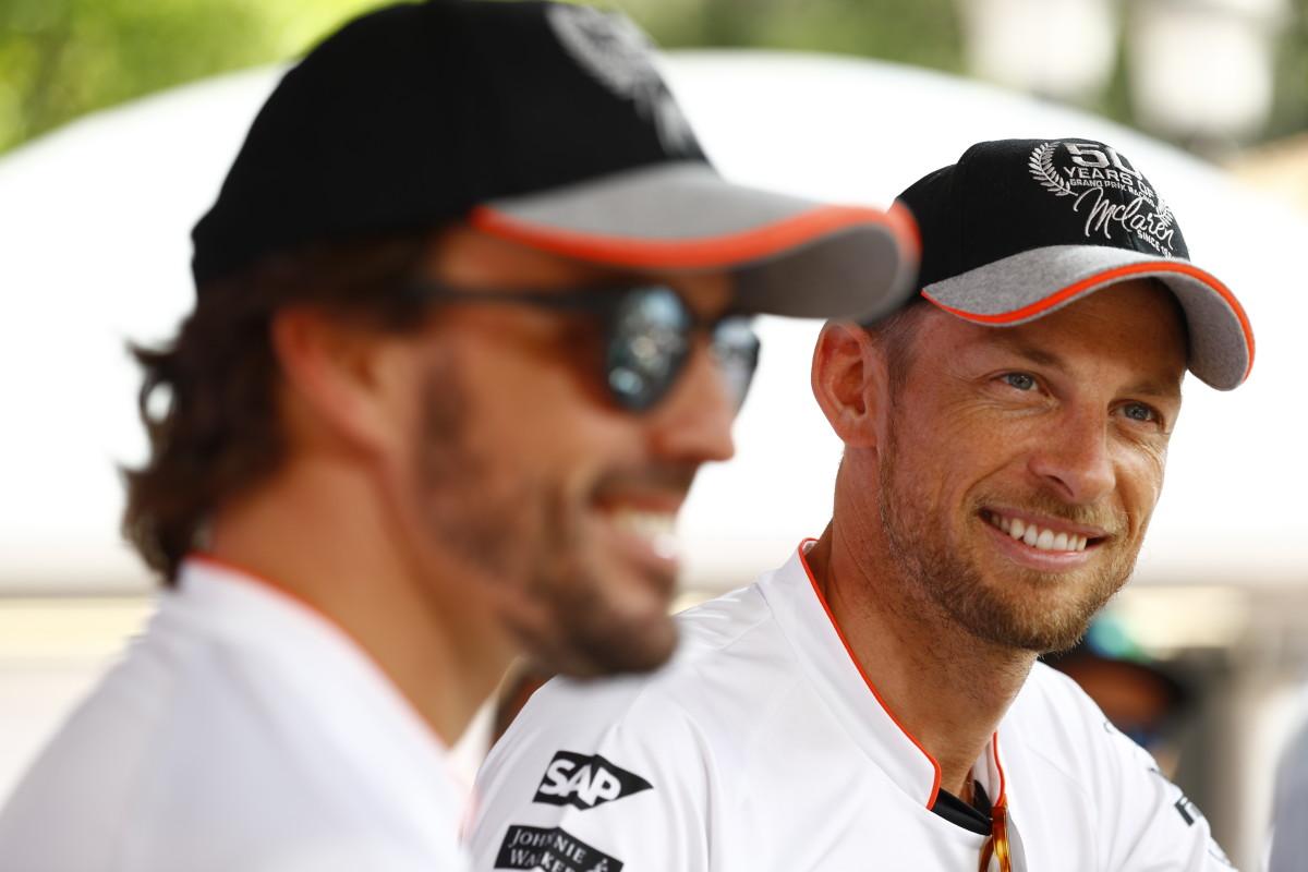 Button sempre più probabile sostituto di Alonso a Monaco