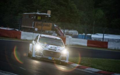 Hyundai alla 24 ore del Nurburgring