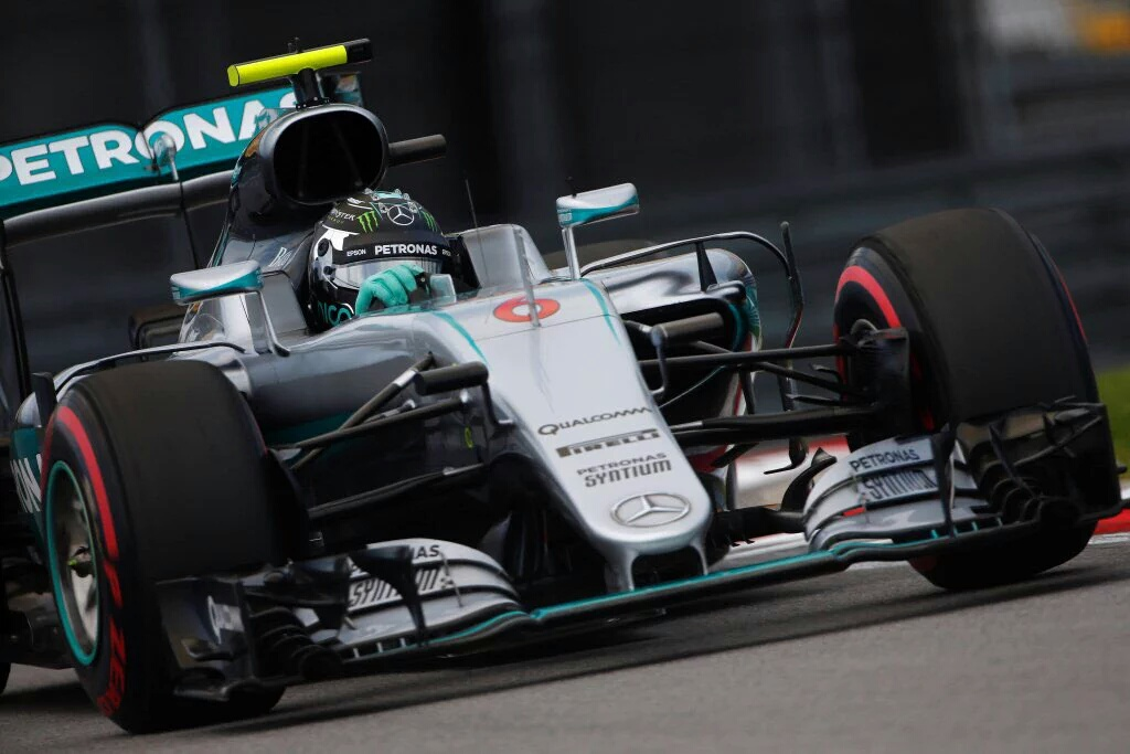 Russia: Rosberg e 7! Con Hamilton e Raikkonen sul podio