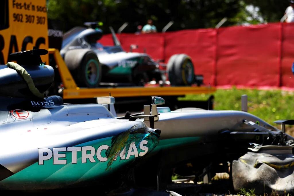 Botto Mercedes: la centralina?!? Ecco i veri motivi…