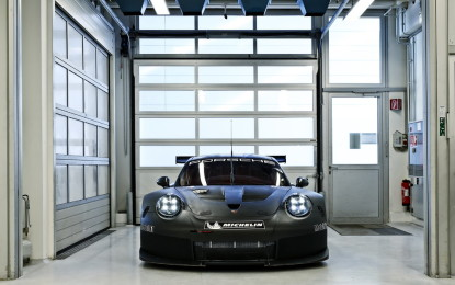 Nuova Porsche per la classe GTE/GTLM dal 2017