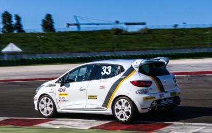 Clio Cup Italia: il bilancio di Misano