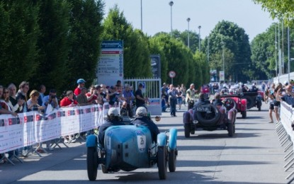 A Monza Mille Miglia di emozioni