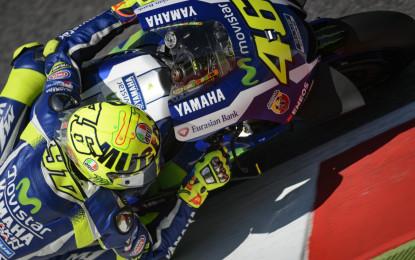 Al Mugello pole fenomenale di Valentino Rossi