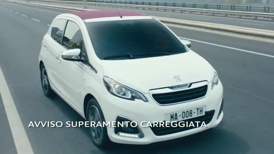 Peugeot 108 continua a sorprendere