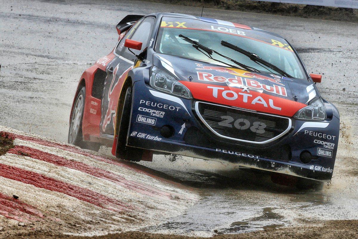 Rallycross: 208 WRX alla conquista di Hockenheim