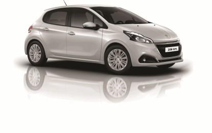 Nuova Peugeot 208 GPL