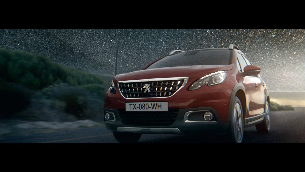 "Peugeot 2008 ""Master of the Elements"""