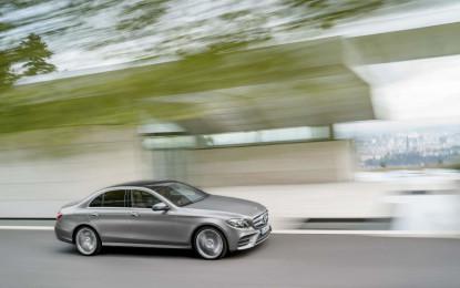 Mercedes: più di un milione di immatricolazioni