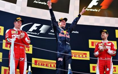 Un podio tutto Sabelt a Barcellona