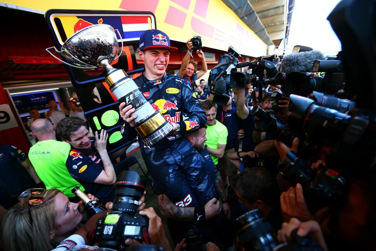 Max Verstappen: intervista dopo prima la vittoria in F1