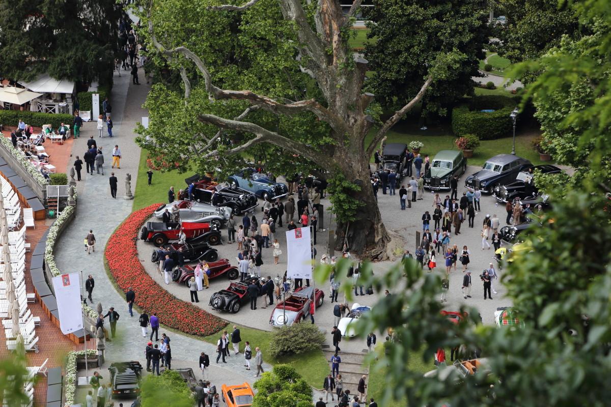 BMW e il Concorso d'Eleganza Villa d'Este 2016