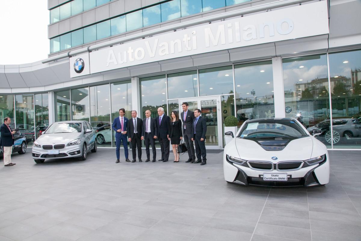 BMW/MINI: nuova sede AutoVanti a Milano