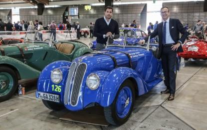 BMW Italia in doppia veste alla Mille Miglia