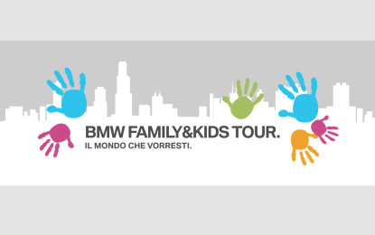 Pronti per il BMW Family&Kids Tour?