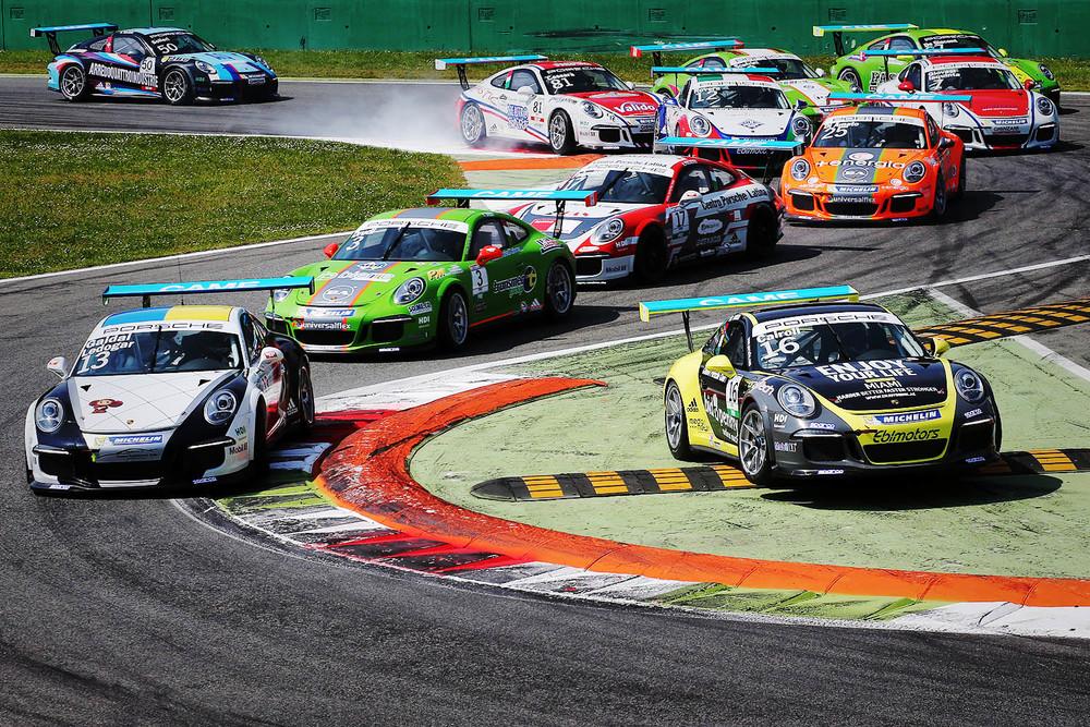 Carrera Cup Italia: doppietta di Cairoli a Monza