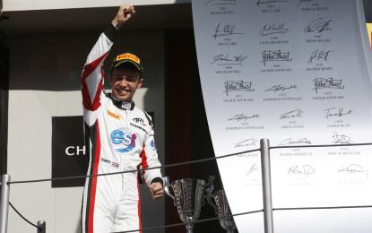 GP3: Albon achieves first win in Barcelona Race 2