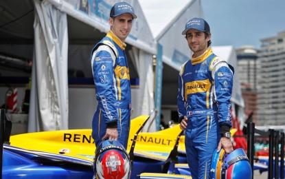 Renault e.dams conferma Prost e Buemi
