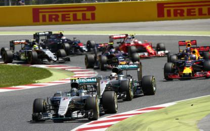 GP Spagna: giorno devastante per la Mercedes