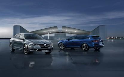 Test drive a 5 stelle per Renault Talisman