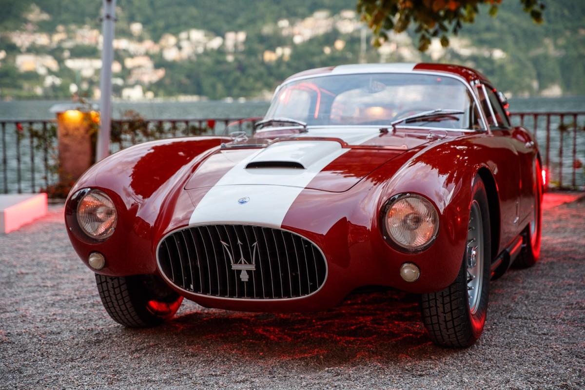 Maserati A6 GCS Best of Show a Villa d'Este