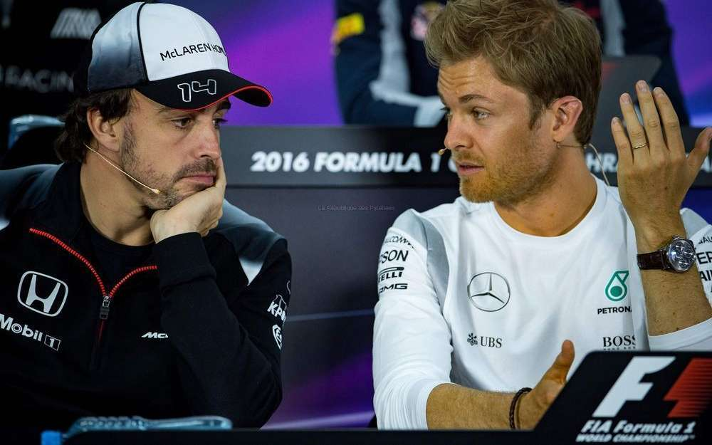 Alonso an option if Rosberg doesn't stay