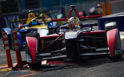 DS Virgin 3° in classifica dopo il Berlin ePrix