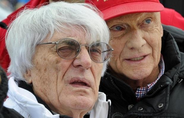 Niki Lauda su Ecclestone, piloti, sicurezza