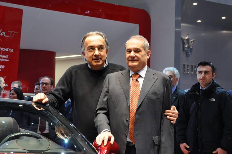 Ferrari: avvicendamento Felisa-Marchionne