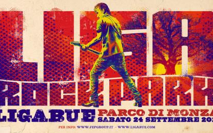 Ufficiale: Ligabue in concerto a Monza!