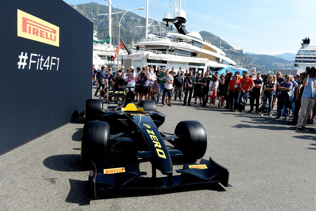 Pirelli e i nuovi pneumatici 2017