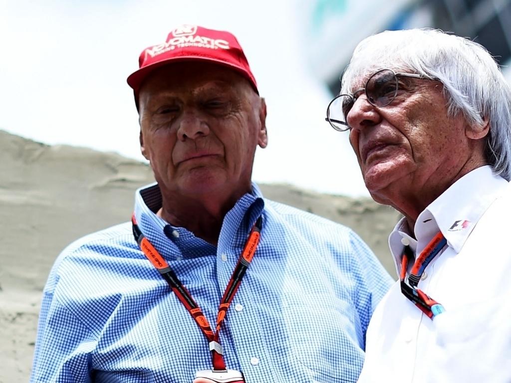 """Ecclestone: """"Per me Niki continua a vivere"""""""