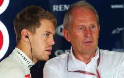 """Marko su Vettel: """"Per diventare campioni in Ferrari occorre essere politici"""""""