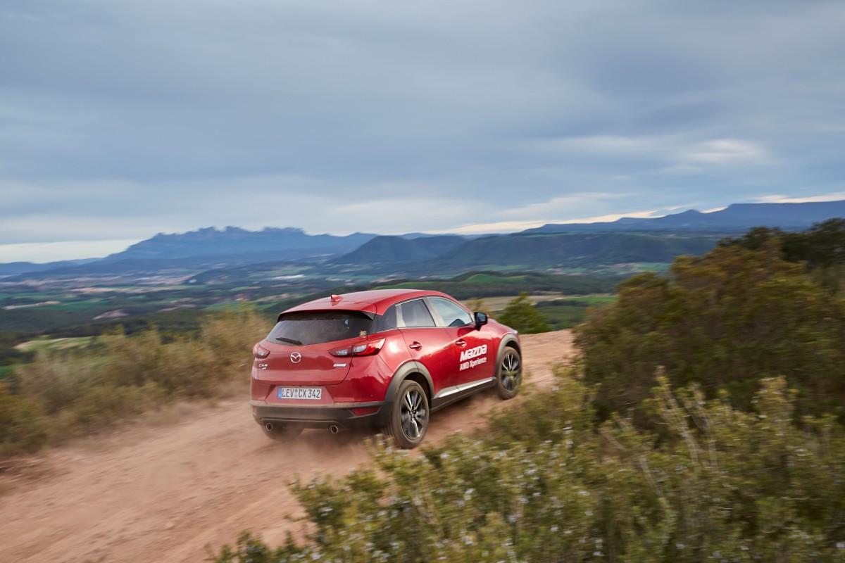 Gamma Mazda i-ACTIV AWD