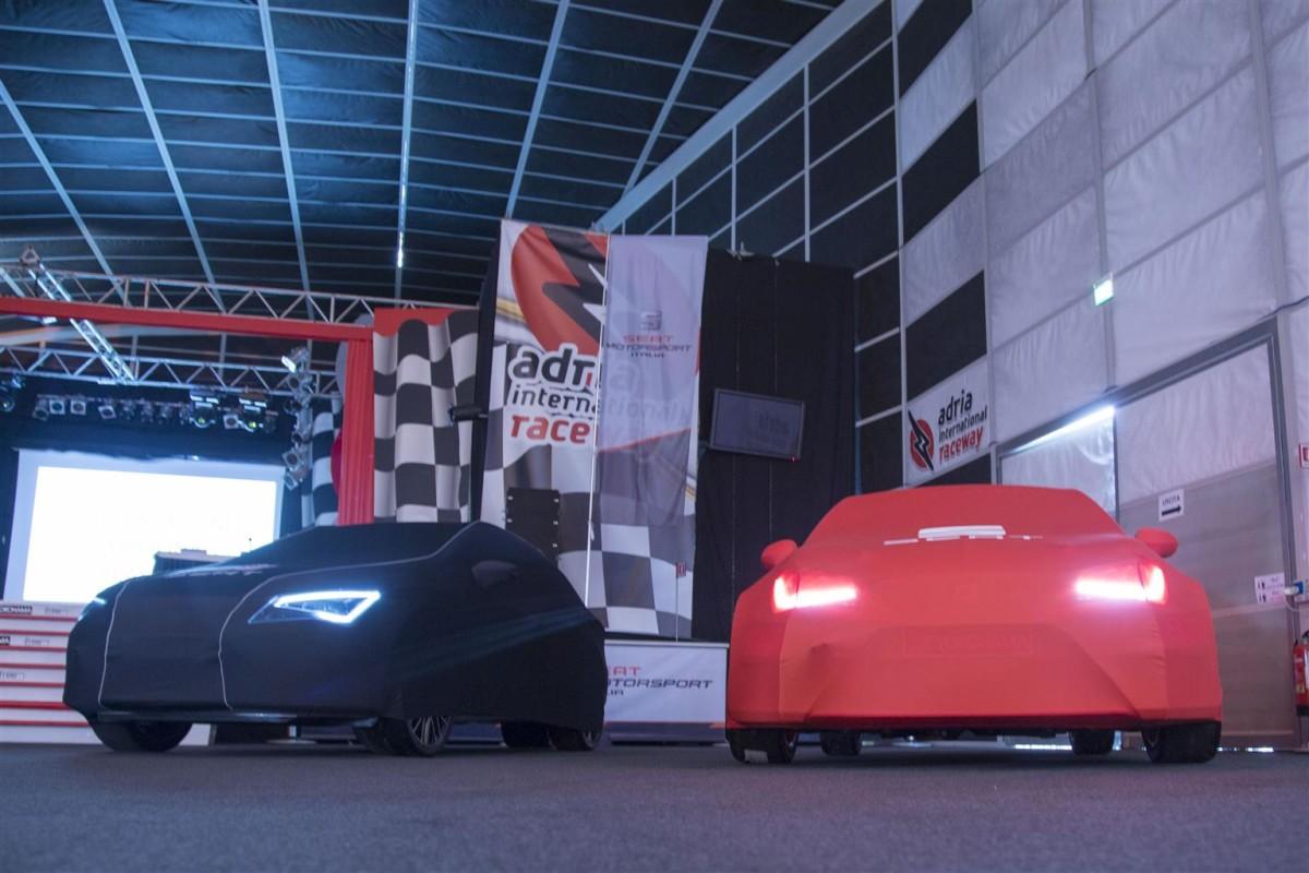 SEAT Ibiza e Leon in griglia per la stagione 2016