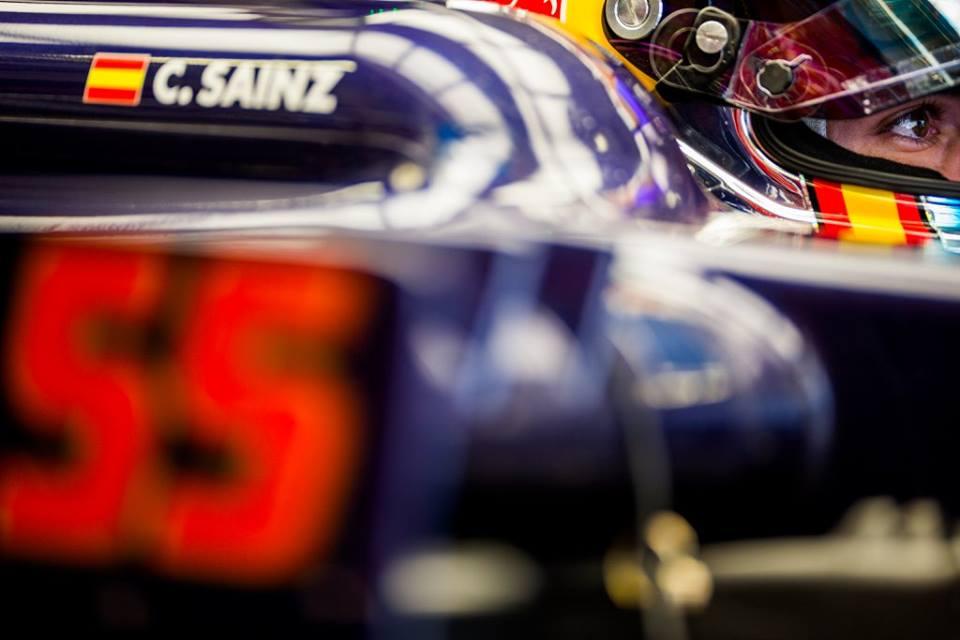 Spagna: l'anteprima della nuova Toro Rosso