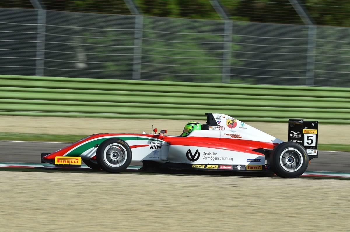 F4: a Imola pole di Marcos Siebert e Mick Schumacher