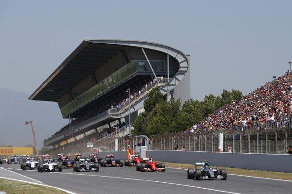 Spagna: Pirelli porta hard, medie e soft
