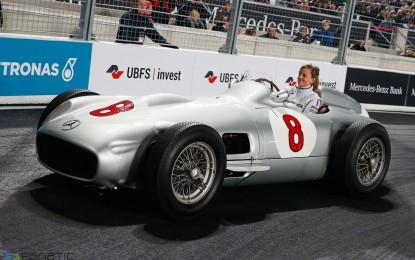 She's Mercedes: la Mille Miglia in rosa