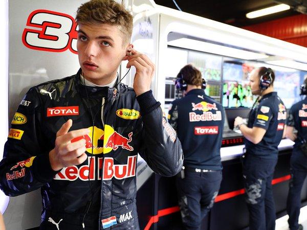 GP Spagna: Verstappen soddisfatto del debutto Red Bull
