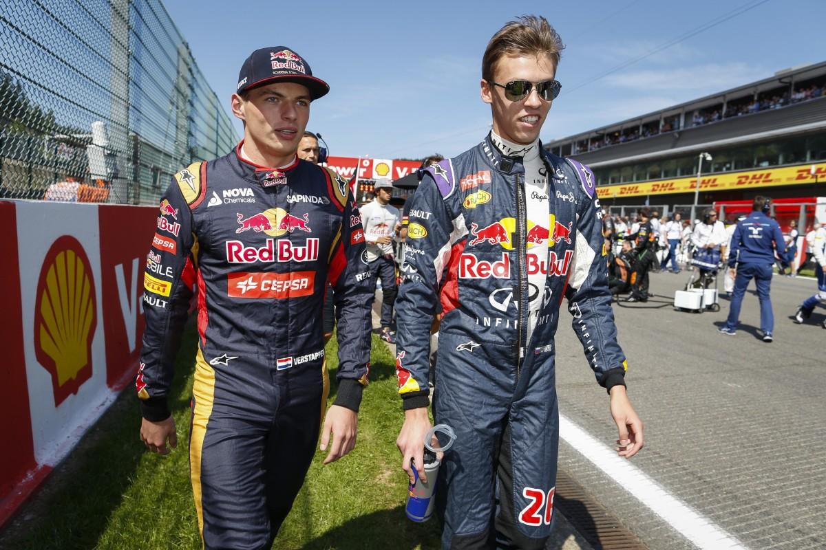 "Minardi: ""Verstappen-Kvyat, decisione d'impulso"""