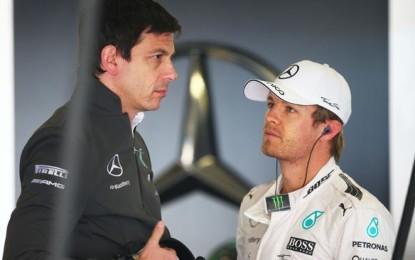 ULTIMA ORA: Rosberg penalità di 10 sec, 3°. Verstappen 2°