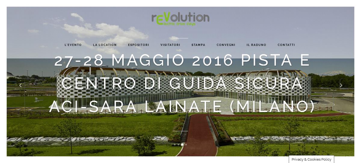 rEVolution-Electric Drive Days al Centro Guida Sicura ACI a Lainate
