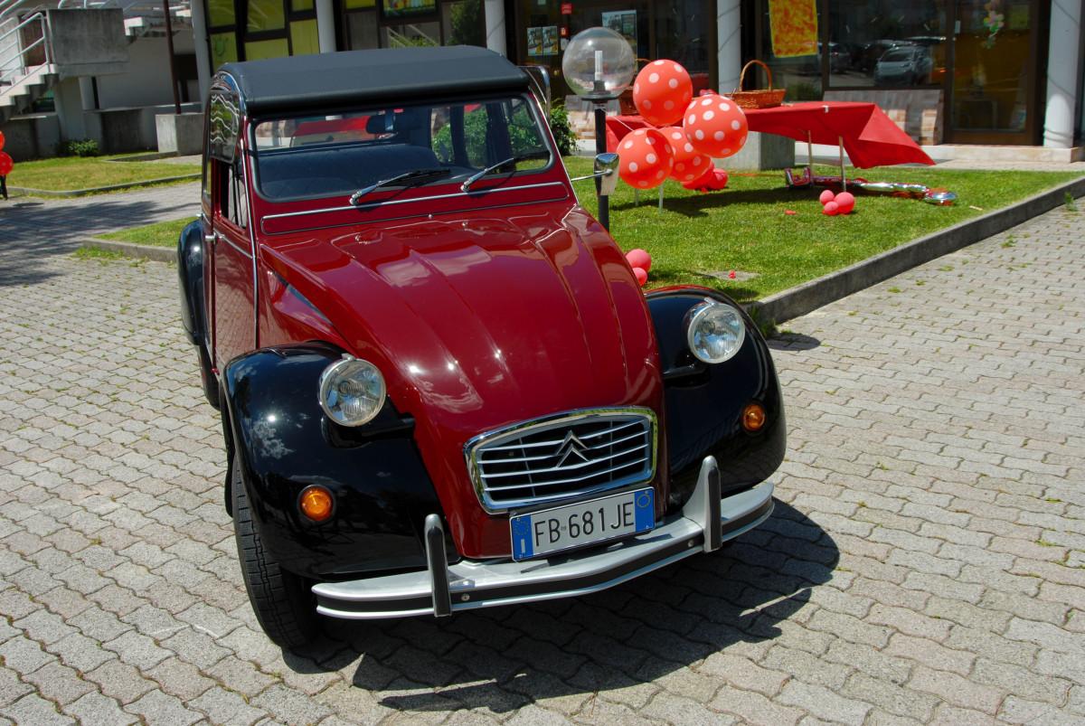 La Citroën 2CV Tornado torna a vivere!