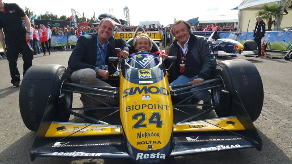 L'Historic Minardi Day raccontato dal boss in persona…